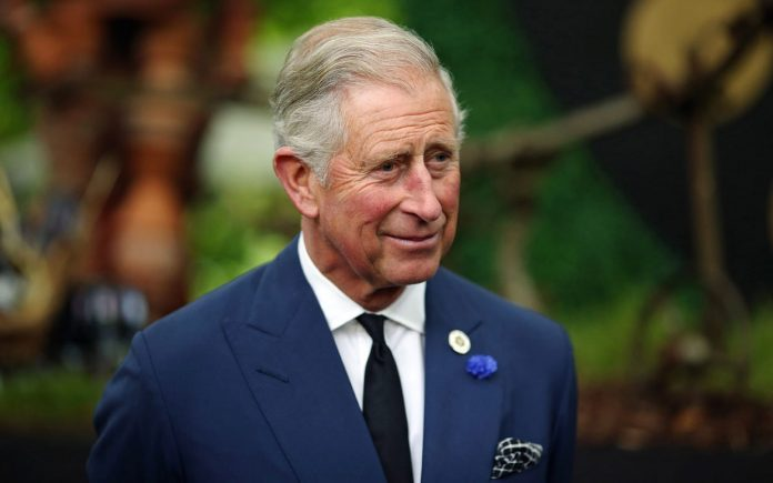 Prince Charles Opens Holistic Clinic